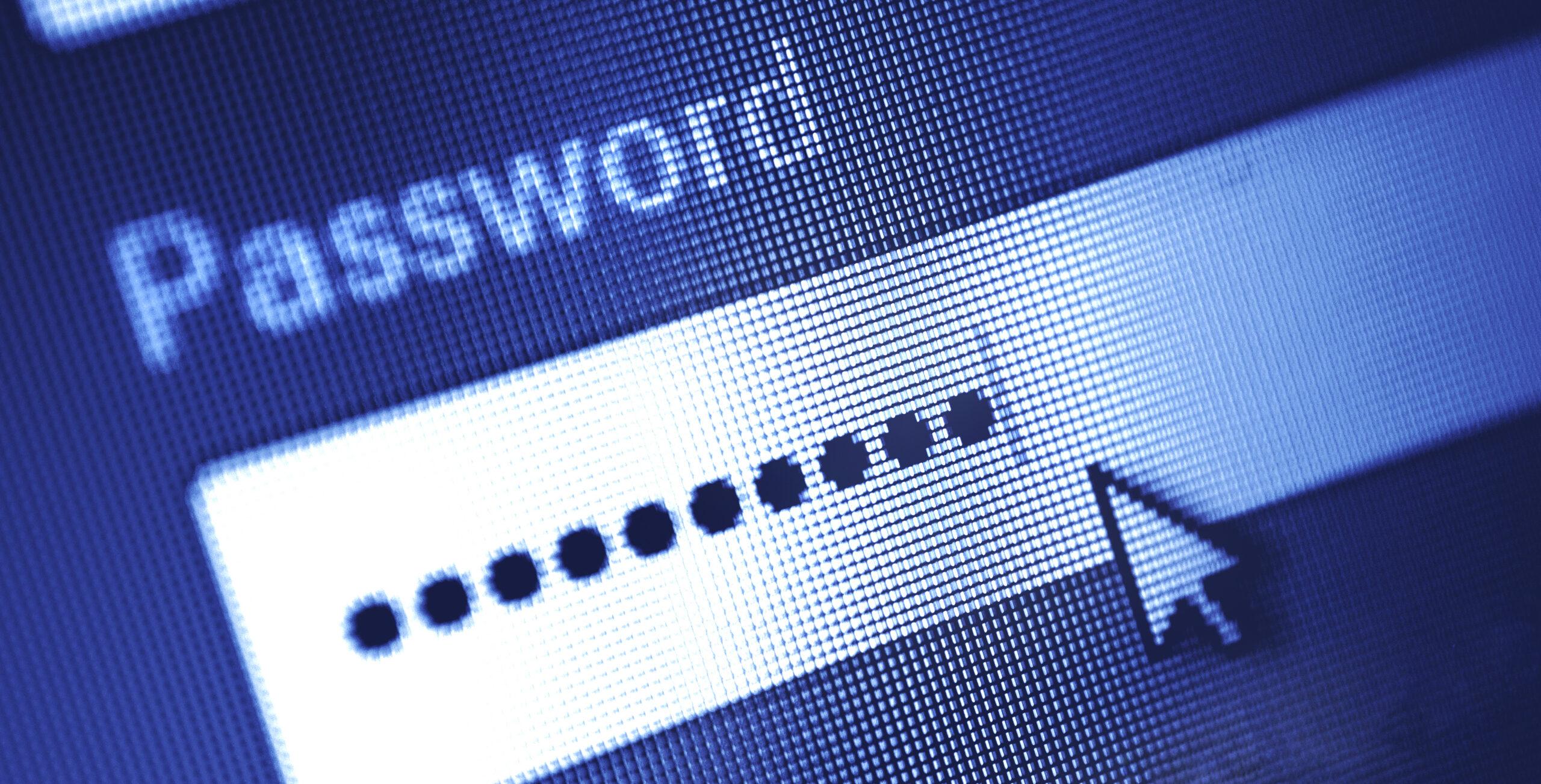 IT Support Password Management