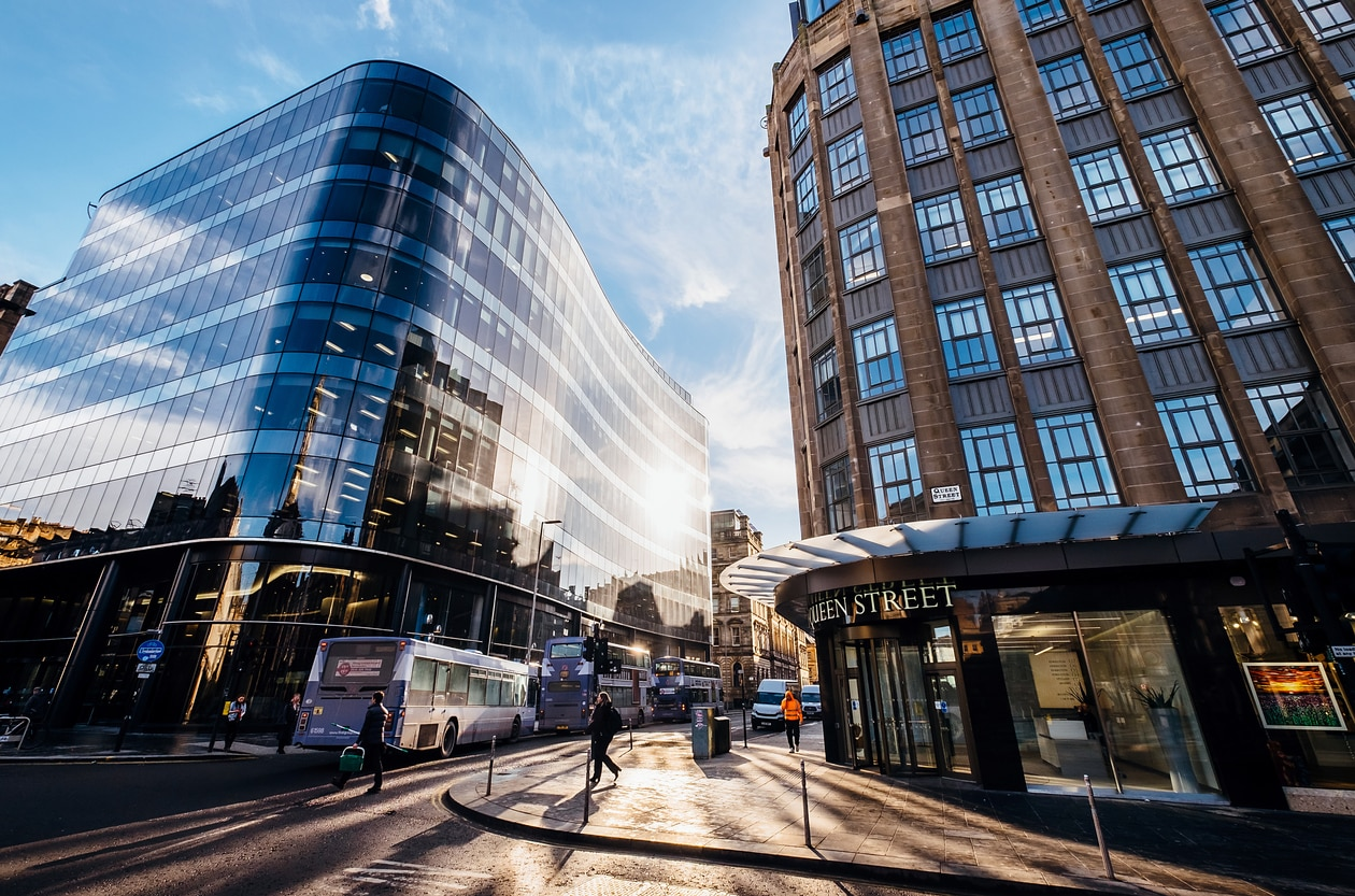 Glasgow IT Support Services for Business Texaport